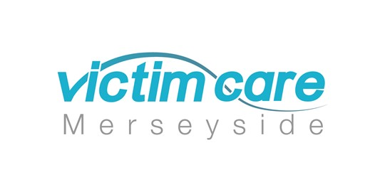 Victim Care Merseyside logo
