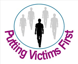 Putting Victims First logo
